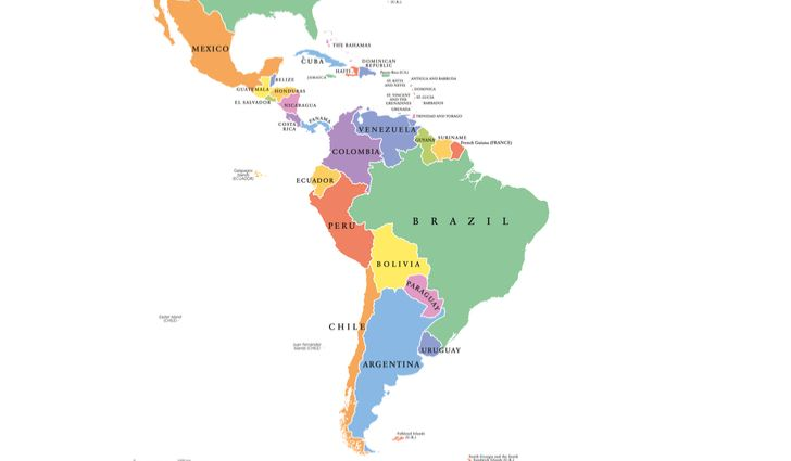 latin american countries