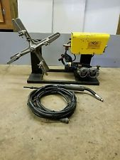 Vintage NCG Dual Shield Electric Arc Welding Equipment Model WC-50 115V AC