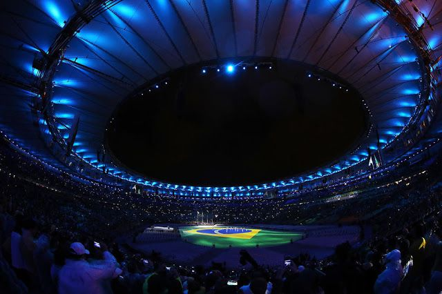 Excitements And Colours In Rio As Host Nation Throws Party To End The 2016 Olympics (Photos)