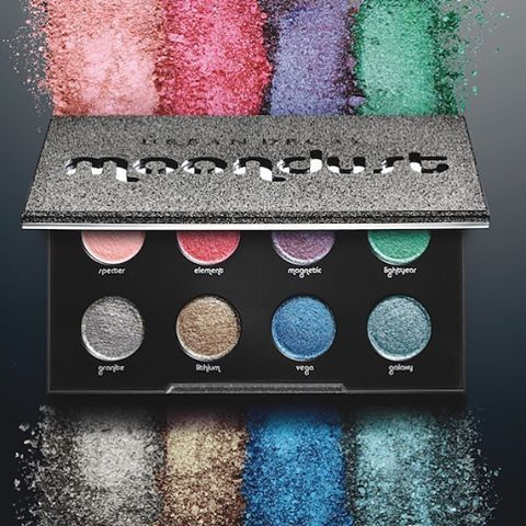 You asked and here it is! The all new Moondust palette. A sparkly sneak peek into our Fall lineup. ✨