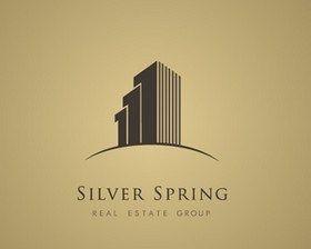 best 69 real estate logo design inspiration images on pinterest rh pinterest com High-End Real Estate Logos Real Estate House Logo