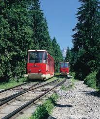 Vysoké Tatry - Lanovka na Hrebienok
