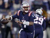 Jacoby Brissett will start for Patriots vs. Bills - NFL.com