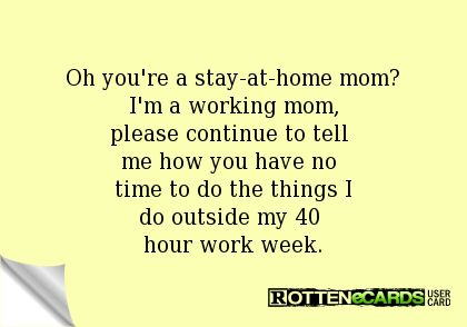 not knocking the stay at home moms but seriously being a single mom and working 40+ hours a week and doing everything else. its so exhausting. wish I had someone who would let me stay home with my girl
