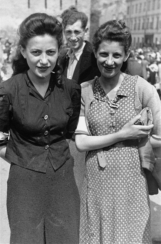 Warsaw ghetto. Summer 1941