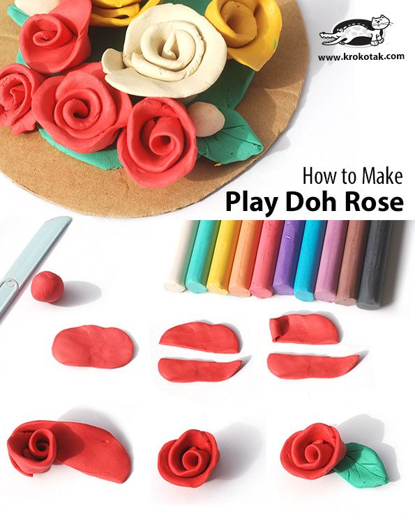 how to make dough for crafts