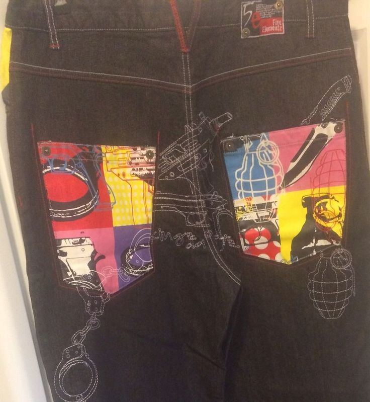 Urban Mens Jeans