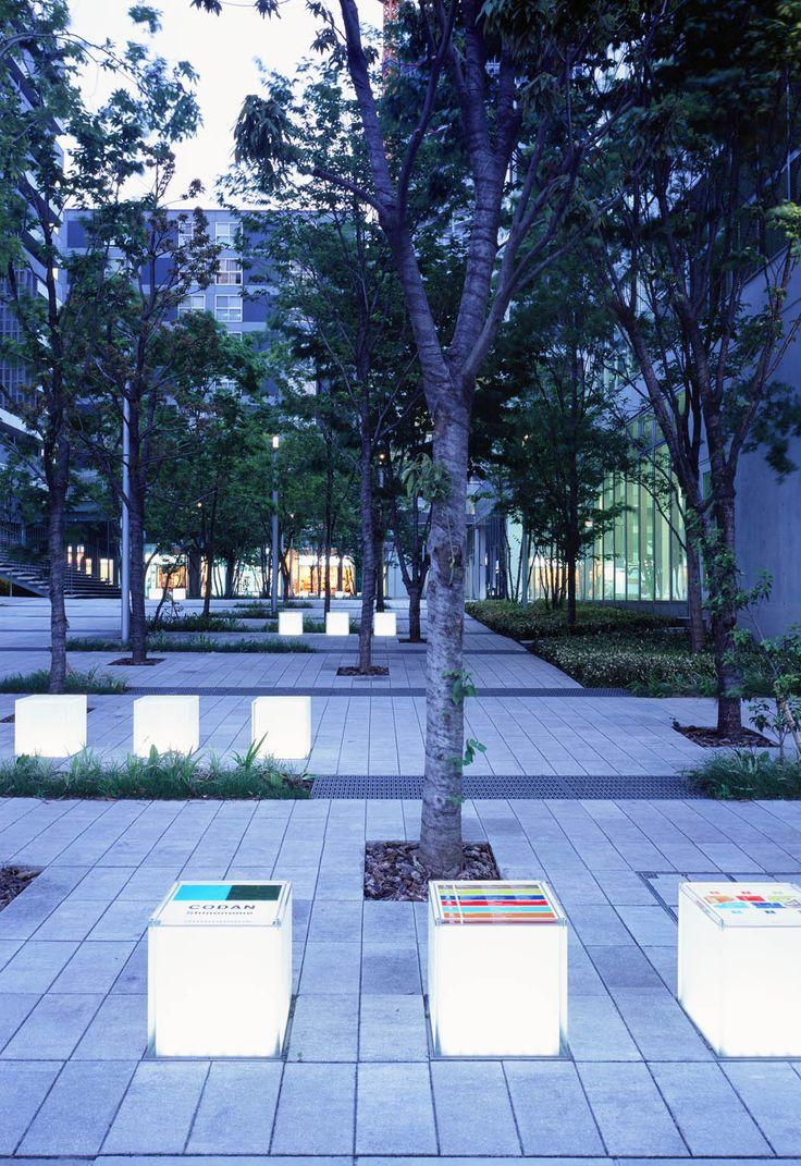 Works / 東雲キャナルコート CODAN LD - オンサイト計画設計事務所
