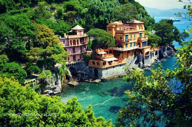Un fine settimana a Portofino con bambini, tra trekking, mare, canoa e natura. All'insegna del low cost.