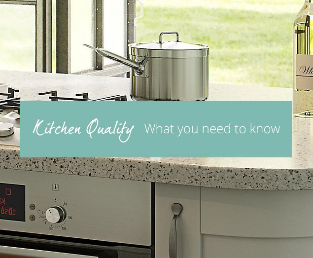 With so many styles of kitchen available in seemingly endless materials and finishes, distinguishing between several very similar kitchens can be a tough task. Cost is always a top factor to consider but quality is equally as important. At Kitchen-Compare we carry out a number of quality checks on the kitchens we feature, scoring each out of 10. There are a few key things to consider when determining the standard of a kitchen. (Hint: it's all in the details)