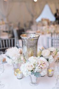 Elegant Garden Wedding at Lyndhurst Castle - Style Me Pretty
