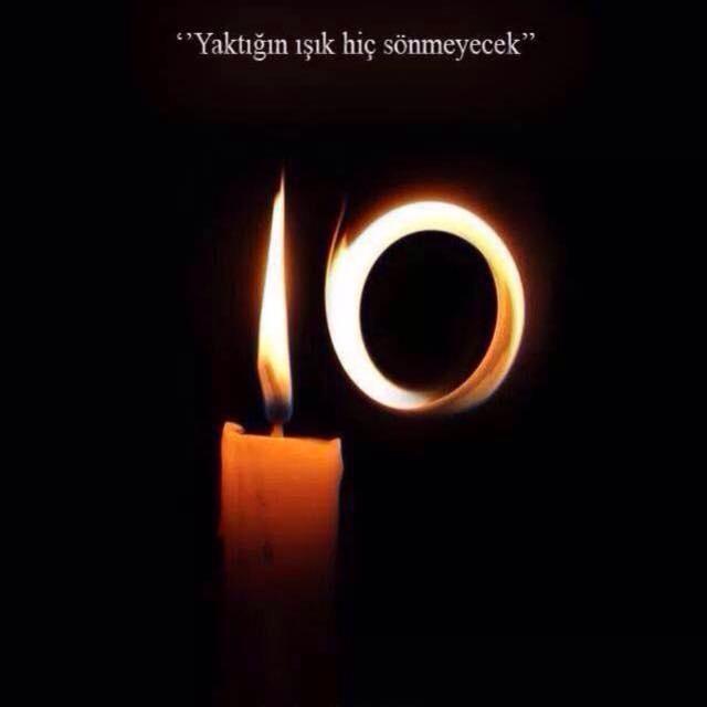 #10kasim #anma #ataturk