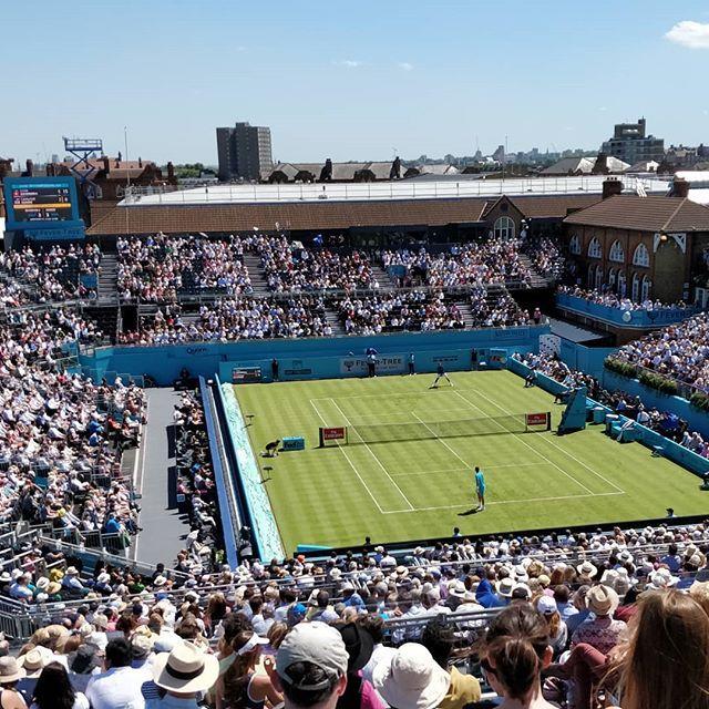 Queens Club Day 1 Stan Queen S Queensclub Tennis Lta Tennisraquet Tennisracket Wimbledon Wimbledon Club Queen