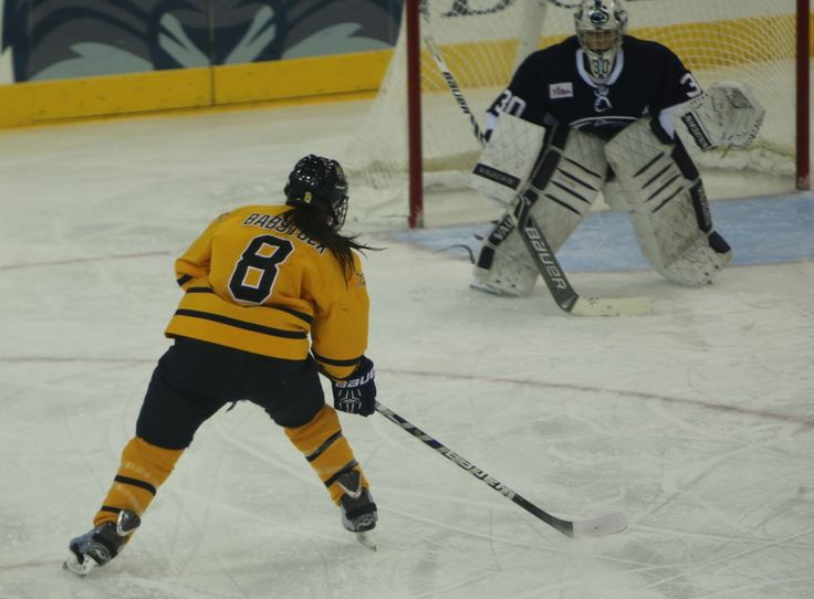 Quinnipiac Women's Ice Hockey vs. Penn State - October 12, 2013