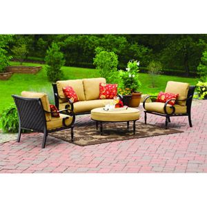 Better Homes And Gardens Englewood Heights 4 Piece Patio