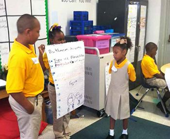 A view of KIPP schools in action
