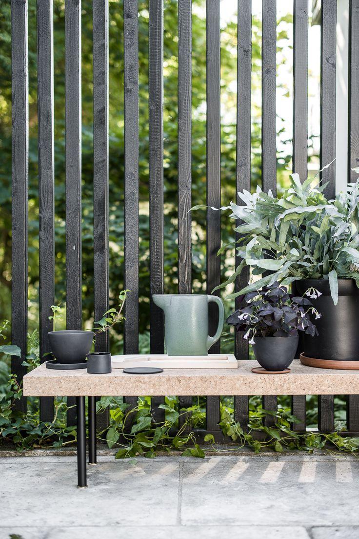 SINNERLIG salontafel   #IKEA #IKEAnl #inspiratie #buiten #bank #salontafel #SINNERLIG #kurk