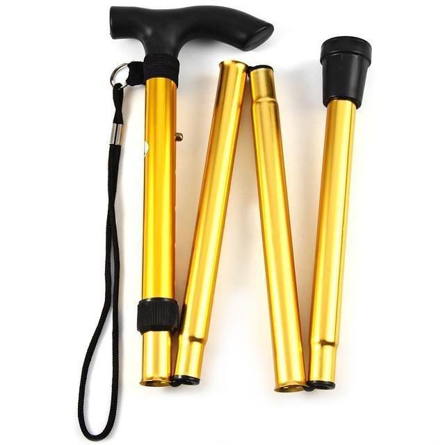 Ultralight Adjustable Walking Stick