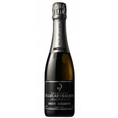 Champagne Billecart Salmon Brut (half flesje)
