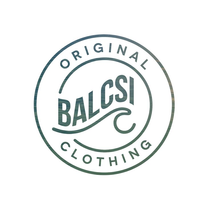 Original Balcsi Clothing logo