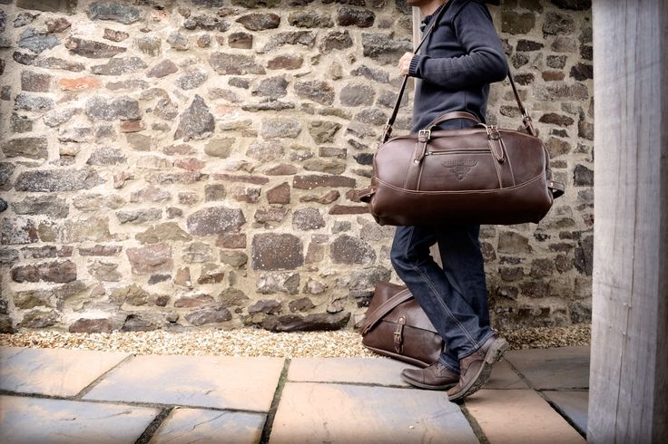 Isca & Exeter Handmade Leather Bags
