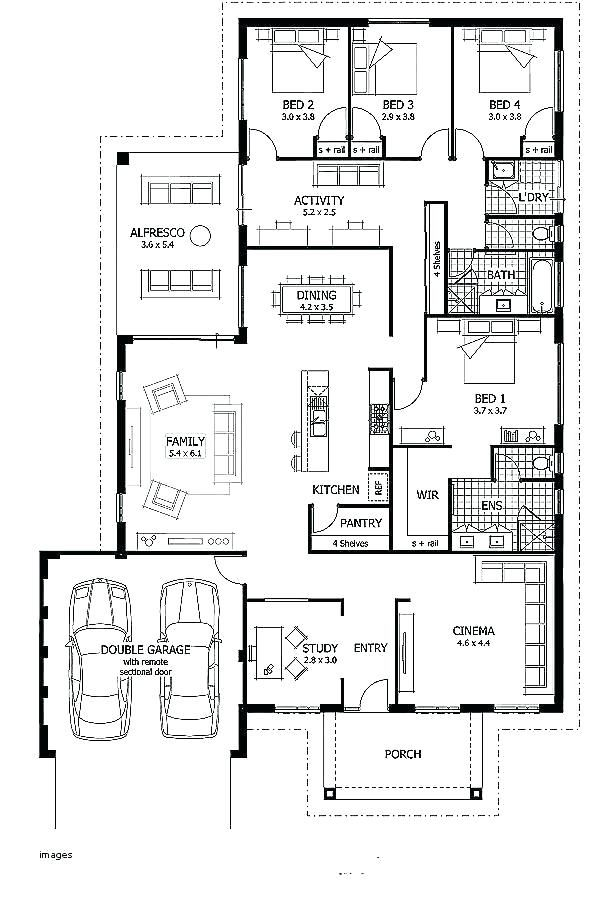 Plan For 5 Bedroom Bungalow 5 Bedroom Home Plans 5 Bedroom House Plans 2 Story 5 Bedroom 5 Bedroom House Plans Four Bedroom House Plans Mobile Home Floor Plans