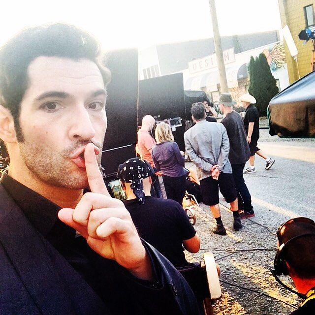 54 Best Images About Tom Ellis On Pinterest