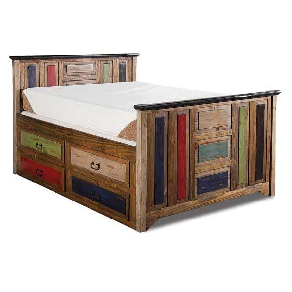 unique captain bed