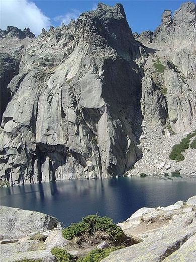 Vallée de la Restronica / Lac de Capitello