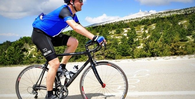 Cycling Is A Good Way To Be Healthy