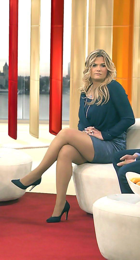 Eva Imhof RTL TV | Beine