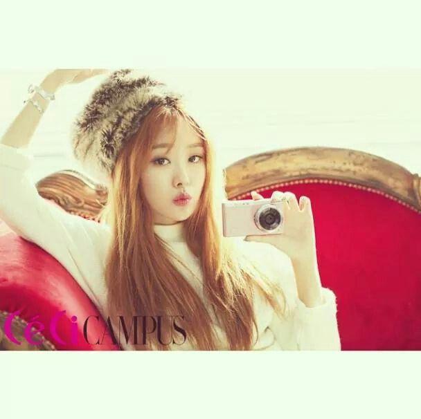 Song ji eun for Ceci ★