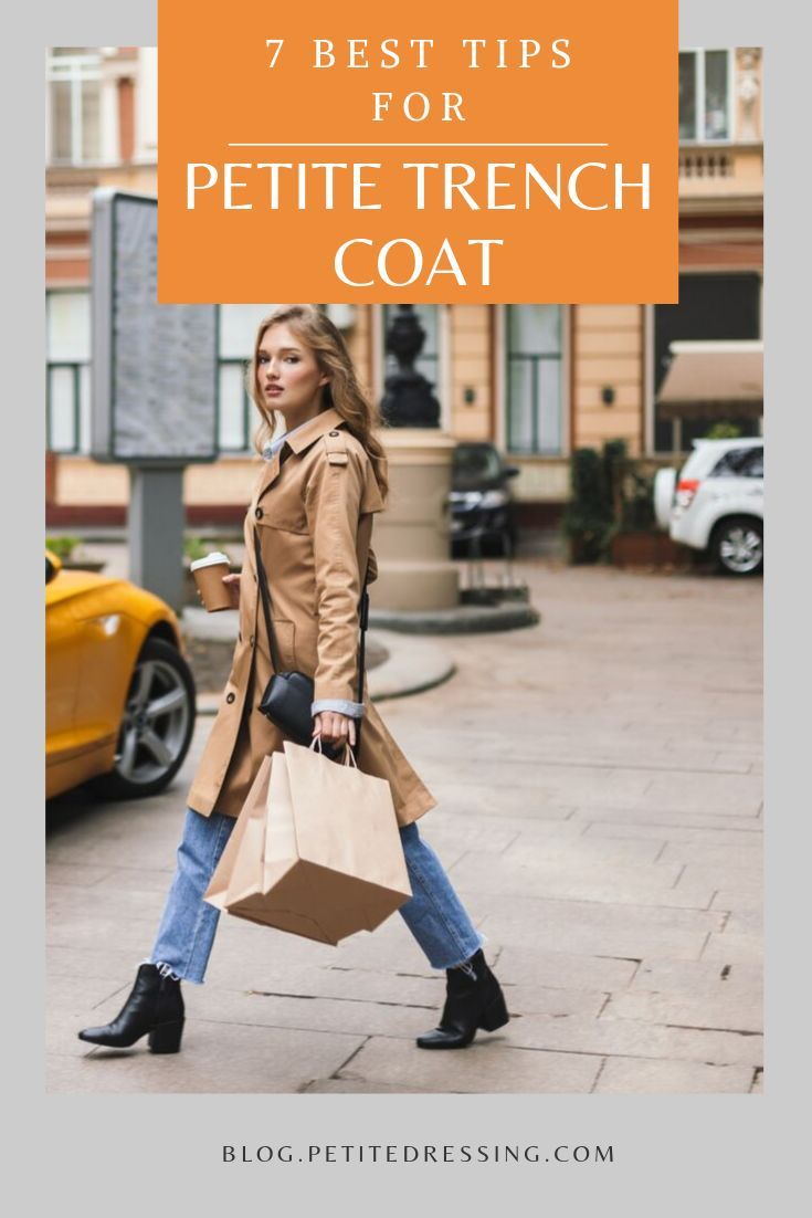 Trench Coats For Petites 7 Steps To Find The Best Petite Trench Coat Petite Trench Coat Trench Coat Trench Coats Women [ 1102 x 735 Pixel ]