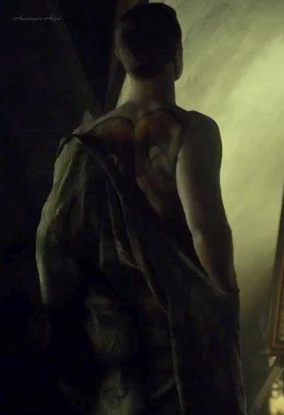 Richard as Francis Dolarhyde in Red Dragon