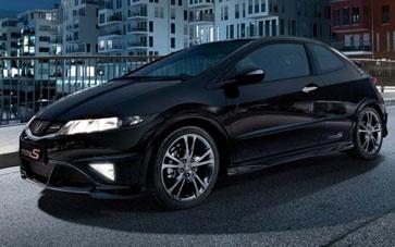 Honda Civic Hatchback Car: Electric front windows