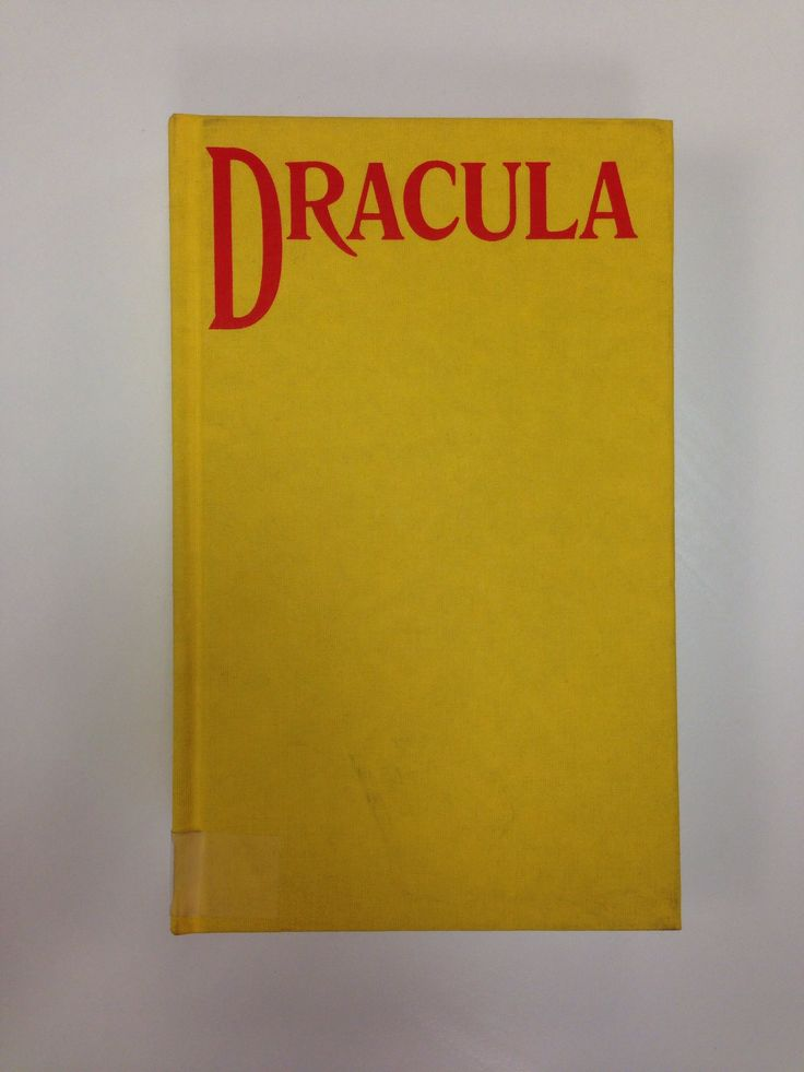 Dracula by Bram Stoker and James Pyman