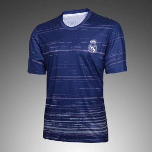 2017 Cheap Training Jersey Real Madrid Replica Football Shirt Darkblue [AFC127]