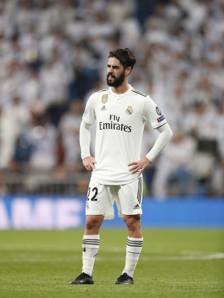 Isco of Real Madrid during the UEFA Champions League group G