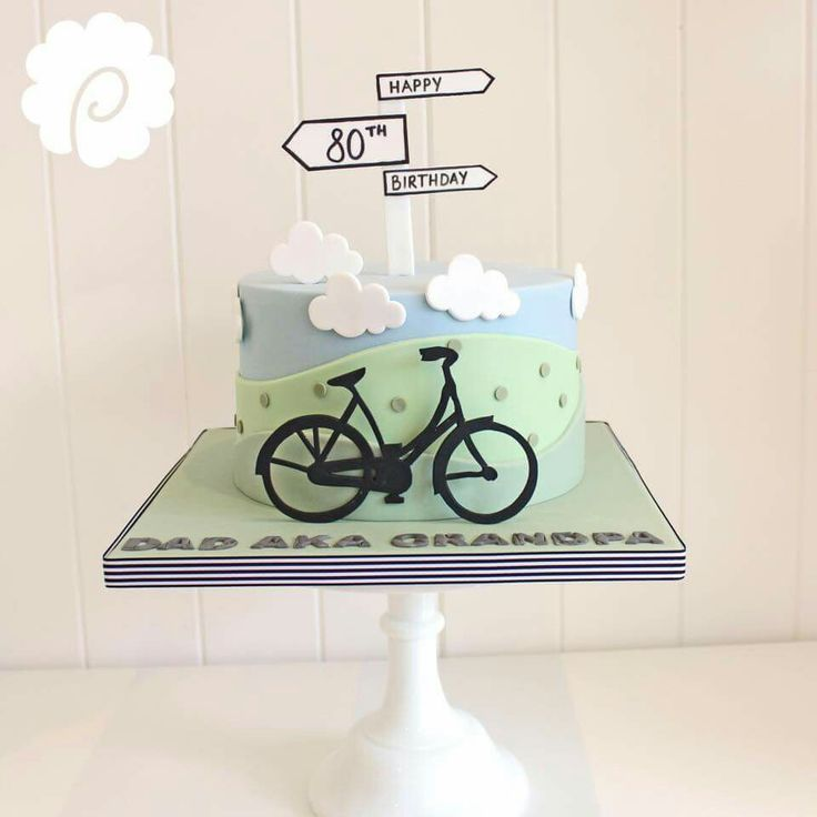 Bicycle cake                                                                                                                                                      More