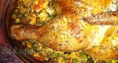 Курица в сметанном соусе, тающая во рту