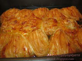 Υλικά: 1 πακέτο φύλλο κρούστας για γλυκά. 1 φλιτζάνι ηλιέλαιο ½ φλιτζάνι ζάχαρη ½ φλιτζάνι πορτοκάλι γλυκό του κουτα...