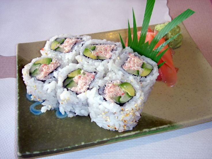 diy california rolls (and other sushi ideas)
