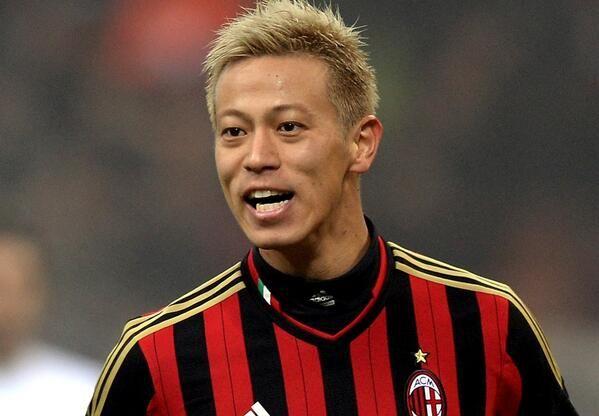 Buon Compleanno Keisuke Honda ke-28. 13 Juni 1986.