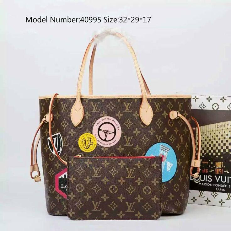 Louis Vuitton 1 Set=2 Pieces (105usd)         Size:32*29*17cm