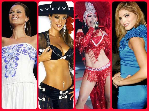 Te presentamos a las mujeres cantantes más sexys que han representado la música mexicana a lo largo del mundo ¡Son mujeres llenas de orgullo nacional!