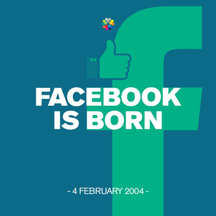 February 4 is Facebook's 14th birthday! #facebook #birthday
