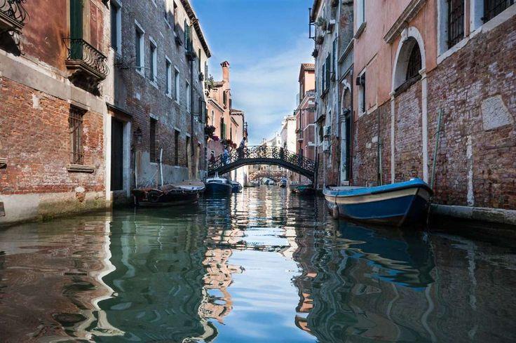 Gran Canal de Venecia, Italia - Giampaolo Cianella/Getty Images
