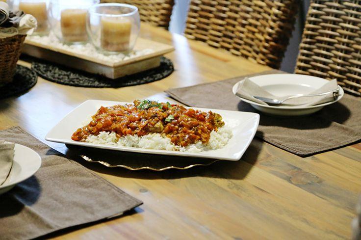Cucina kuwaitiana: stufato di pesce