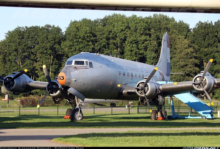 Douglas C-54A Skymaster (DC-4) - Netherlands Government Air Transport | Aviation Photo #2370344 | Airliners.net