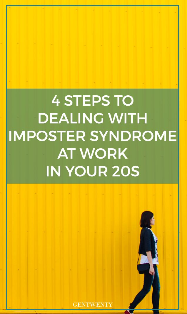 """Have you ever heard a voice in your head saying """"you aren't good enough?"""" That's a sign of imposter syndrome. But the real truth is, that voice is wrong. And you can overcome it."""